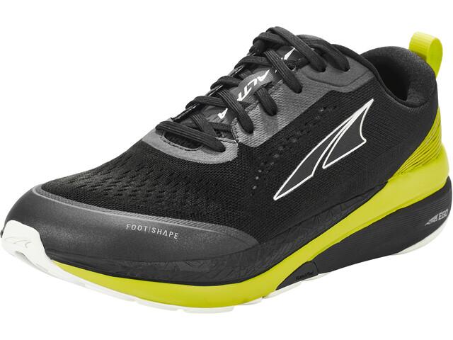 Altra Paradigm 5 Zapatillas Running Hombre, negro/amarillo